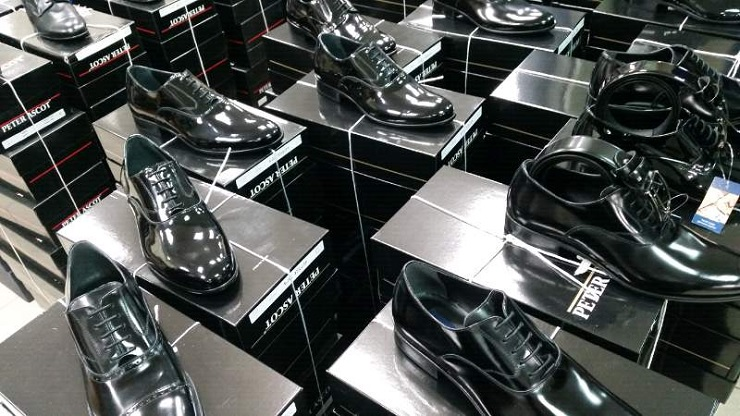 stock-scarpe