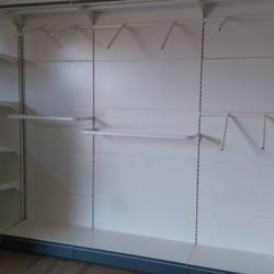 Scaffalature negozio abbigliamento €800 - Corchiano Vendo arredamento per negozio...