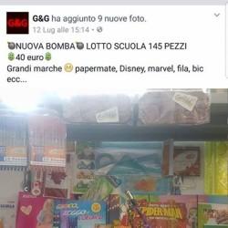 Lotto scuola affare €1 - Cerignola Info pvt