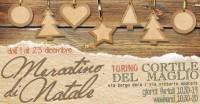 Mercatino di Natale di Torino - Cortile del Maglio