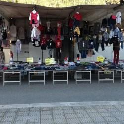 Mercato mensie €1 - Extrosa abbigliamento uomo/donna -Marconia via turati...