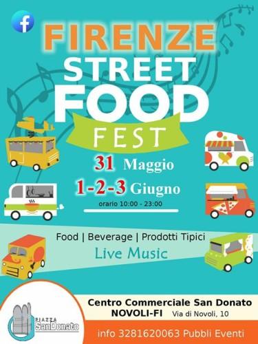Firenze - Street Food | Mag 31☆1.2.3 Giugno