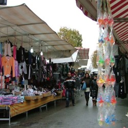 posteggio mercato €3,000 - Gaeta Posteggio mercato 48 metri quadri,mercoledi...