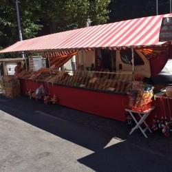 Vendesi licenza ambulante di dolciumi, cedesi anche singole fiere €1...
