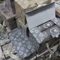 30 TOVAGLIE PANAMA 140X240 IN COFANETTO REGALO ad € 3.90...