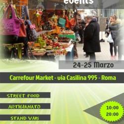 24 e 25 marzo ROMA Via Casilina 995 Piccoli mercanti...