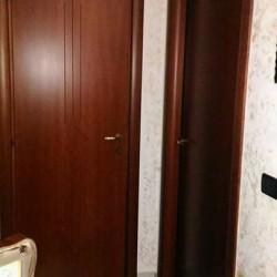 Porte in legno massello complete di telaio pari al NUOVO...