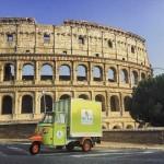 Ape street food €24,500 - Roma Ape classic 400 diesel...