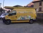 Furgone Renault con tenda restringibile €5,000 - Luzzana Per info...
