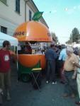 Bar ambulante a forma di arancia €8,000 - Valenza, Piemonte,...