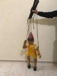 marionetta pinocchio €170 - Taranto Vendo vecchio marionetta Pinocchio in...