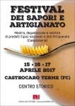 """FESTIVAL DEI SAPORI E ARTIGIANATO"""" Mostra, degustazione e vendita di..."""
