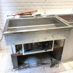 Vasca refrigerata da incasso €650 N. 2 vasche da incasso...