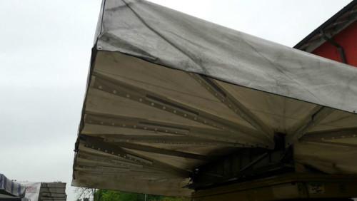 Vendo tenda mancini restaurata rb restringibile for Vendo stock mobili