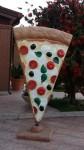 insegna picchio di pizza €205 - Antica Ostia Insegna a...