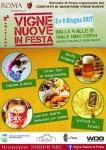 3-4 giugno festa di quartiere a Roma quartiere vigne nuove...