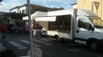Posteggio alimentari €11 - Cecina Posteggio alimentari d'angolo nel mercato...
