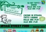 #URBANSTREETFOOD. LECCO (Lungolago)27-28-29 Luglio 2017. #cucinedistrada + #musicalive + #intrattenimento...