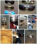 """Stock di occhiali da sole """"Made in Italy"""" €456,000 -..."""