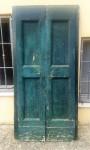 Portone antico da restaurare €850 - Pisa Portone antico da...
