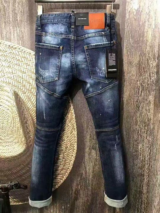dsquared jeans uomo 2017