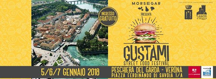 Gustami Street Food Festival - Peschiera Del Garda