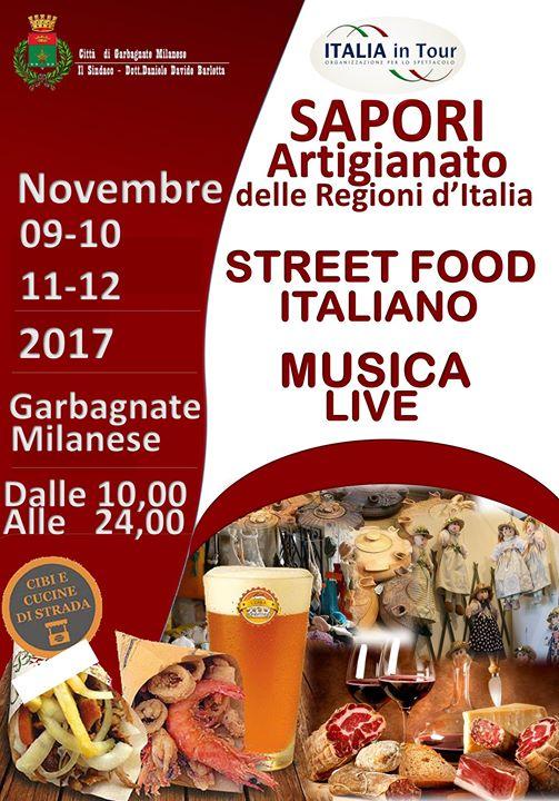 Sapori Artigianato e Street Food Italiano