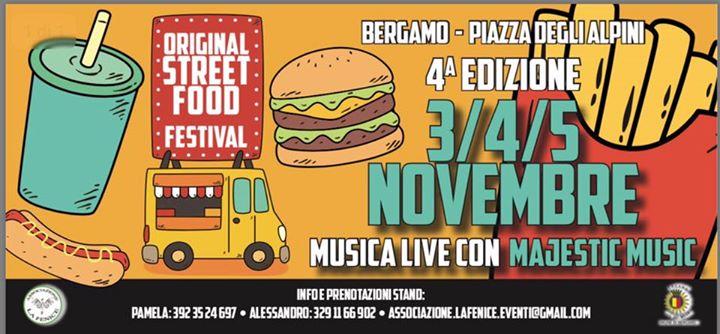 Original Street Food Festival!