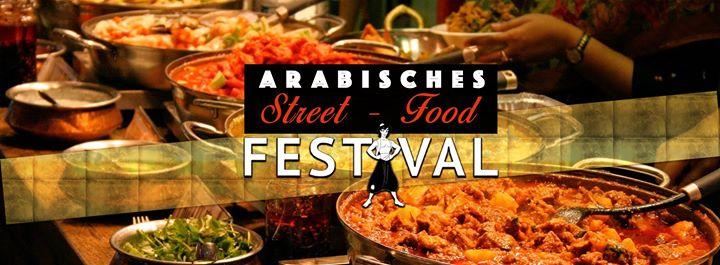 Arabisches Street Food Festival 26 - 27 Mai