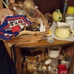 Piccolo oggetti soffitta per mercatini..m €1 - Stazione di Firenze...