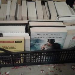 Stock 75 libri x rivendita mercatini usato €70 - Campi...