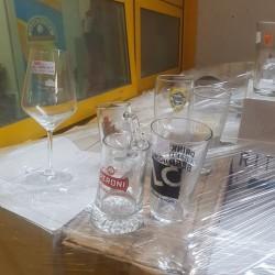 Bicchieri €230 - Brescia Bancali di bicchiere misti da 650...
