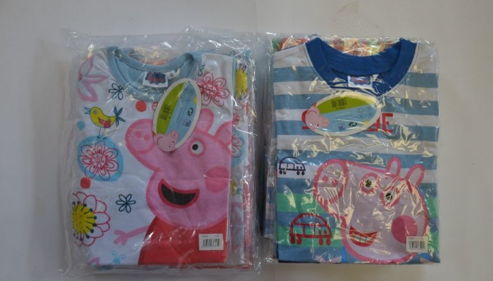stock t-shirt peppa pig