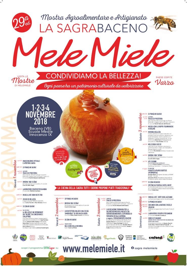 MeleMiele 2018 a Baceno
