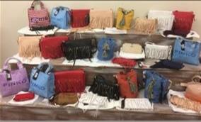 stock borse firmate Pinko Abbigliamento e accessori Cuneo