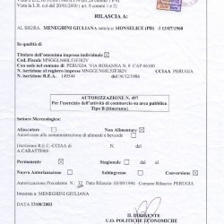 licenza 497-001