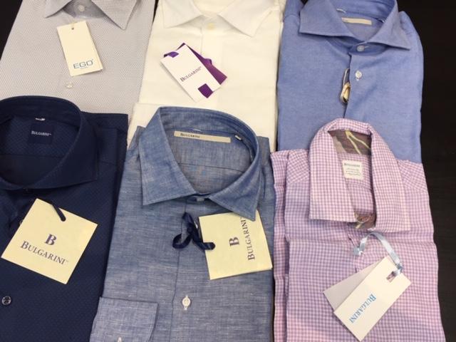 confrontare il prezzo negozio ufficiale reputazione prima Vendo stock camicie uomo firmate
