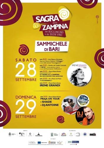 sagra-zampina-2019-sammichele-di-bari