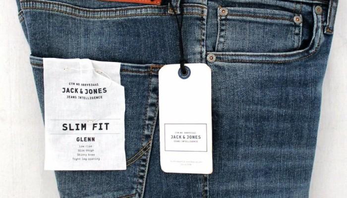 SIE - Stock jeans uomo JACK&JONES, seriati ed assortiti (7)