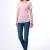 SIE - Stock jeans donna THE PEOPLE e CORSO DA VINCI seriati assortiti (3)