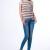 SIE - Stock jeans donna THE PEOPLE e CORSO DA VINCI seriati assortiti (2)