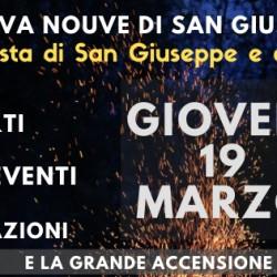 Manifesto San Giuseppe