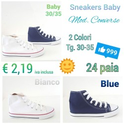 Sneakers Mod. Converse Baby AZSTOCK (1)