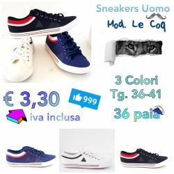 Sneakers Uomo Mod. Le Coq AZSTOCK (5)