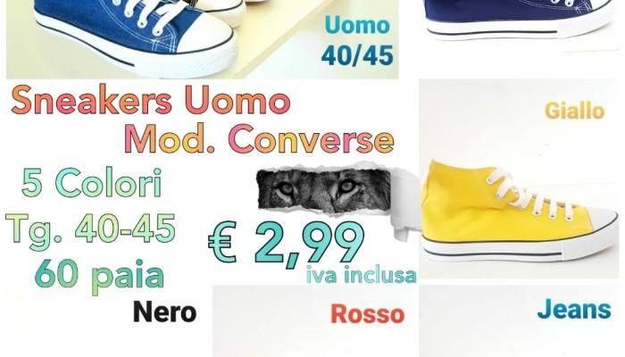 Sneakers Modello Converse Uomo 2020 AZSTOCK (5)