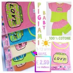 Pigiamini Love Baby AZSTOCK (4)