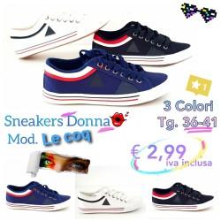 Sneakers Donna Mod. Le Coq (5)