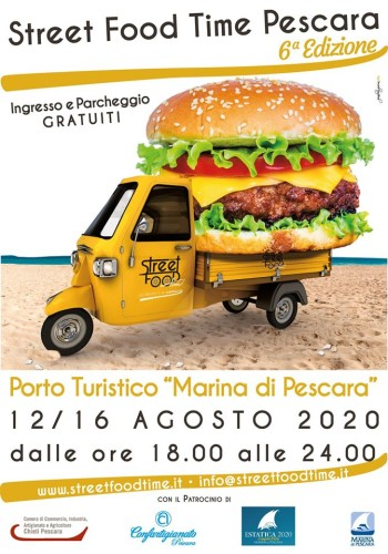 street-food-time-2020-pescara