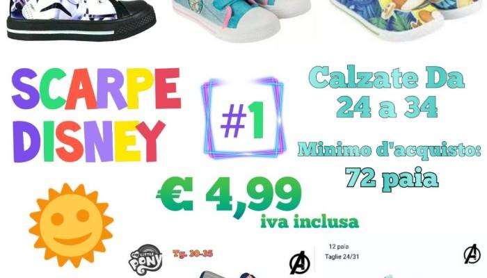 Scarpe Baby Disney Lotto 1 NEW AZSTOCK (6)