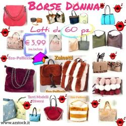 Borse Donna 2020 AZSTOCK